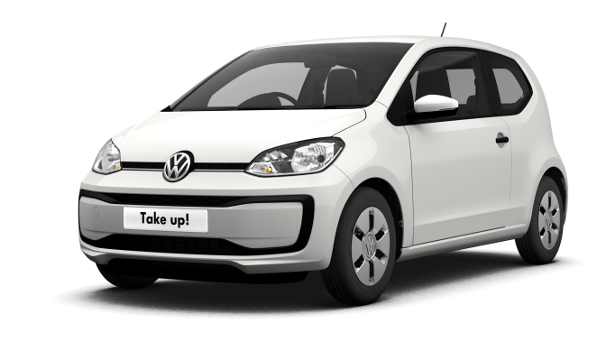 rent a car beograd vw up